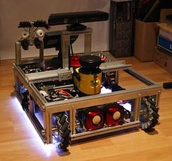 Markus' Robotikprojekte auf direcs.de